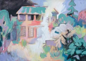 Atelier (Gartenseite)