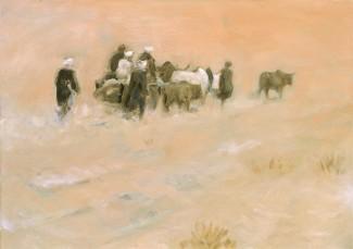 Wüstenstrasse - Persien