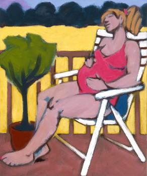 Susanne, schwanger
