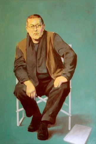 Wolfgang Rumpf - Regisseur, Direktor des Berliner Kriminaltheaters